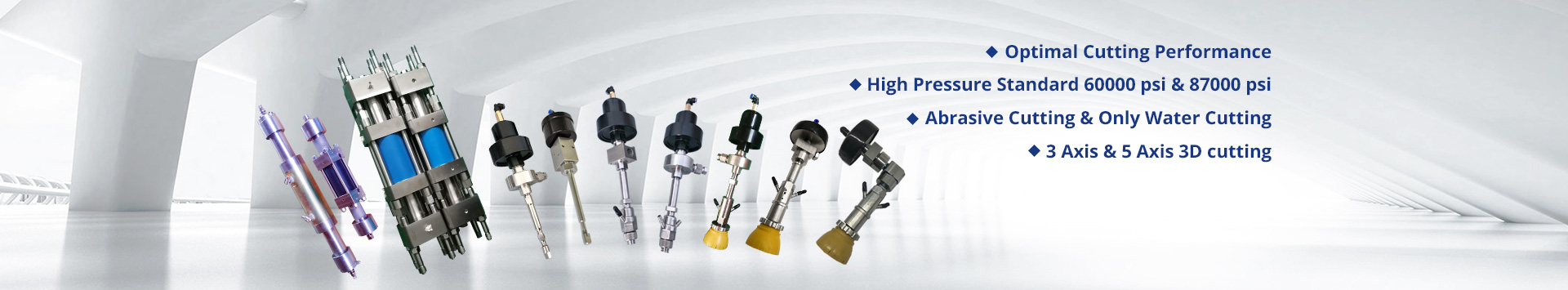 Waterjet Parts