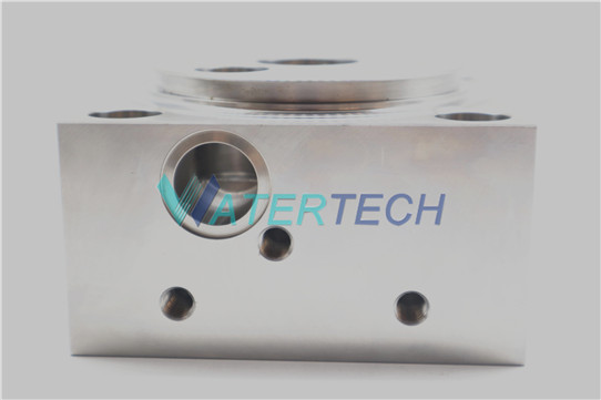 WT 007304-2 40K Intensifier Right End Bell Assembly