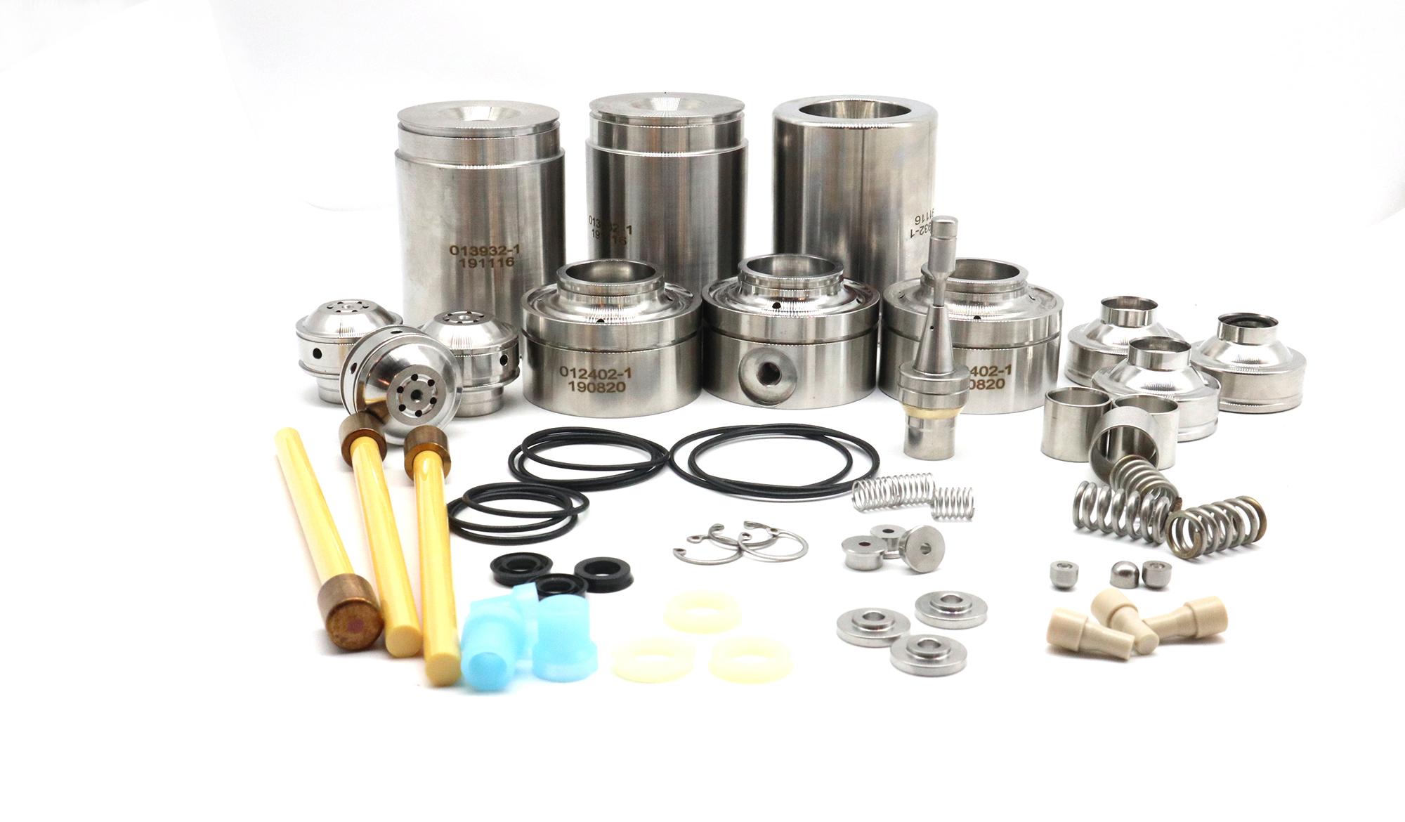 Waterjet Direct Drive Pump Parts