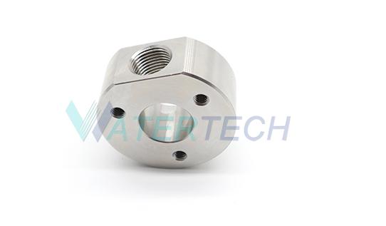 "WT002895-1 WaterJet Head Parts 3/8"" On/Off Valve High-pressure Collar"