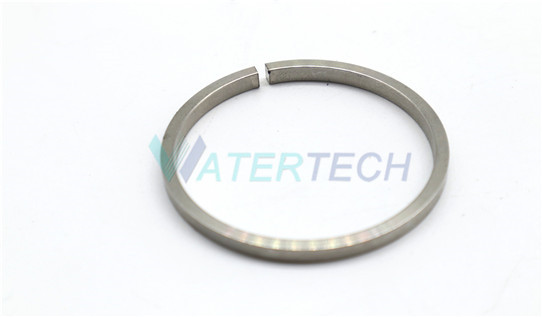 WT008014-1 Direct Drive Check Valve Retainer Ring on Water Jet Cleaning Machine