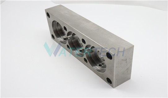 Subplate HP Assembly