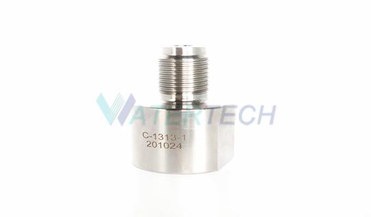 WTC-1313-1 Wate Jet 60k Intensifier parts Outlet Valve Body