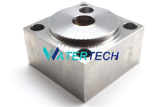 WT 007304-1 40K Intensifier Left End Bell Assembly