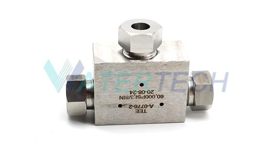 MT A-0776-2 TEE;60 KSI;3/8 IN