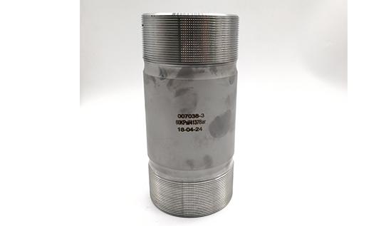 WT 007038-3 High Pressure Cylinder for Waterjet Intensifier