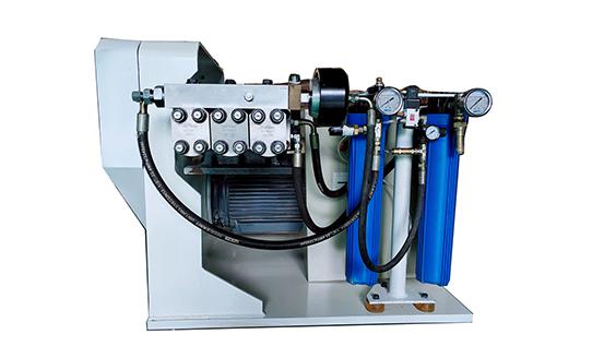 Water Jet  Direct Drive Pump