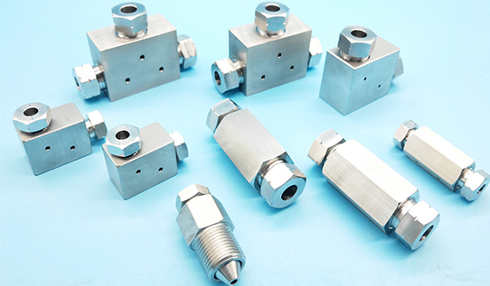 HP Tubing, Adapters, Fittings and Tools