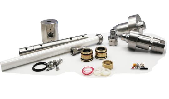 Waterjet K Parts