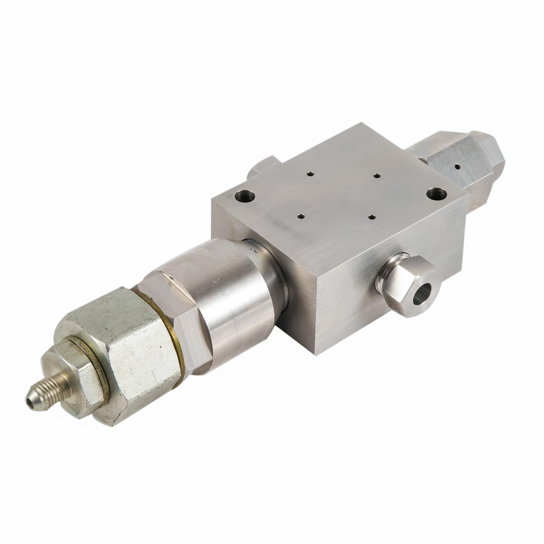 WT 019309-1 Bleed-down Valve for 87K Intensifier Pump