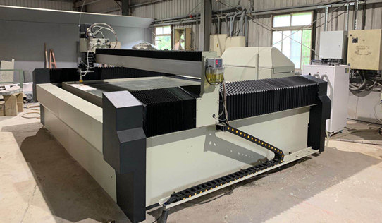 Watertech 3020 Waterjet Cutting Machine