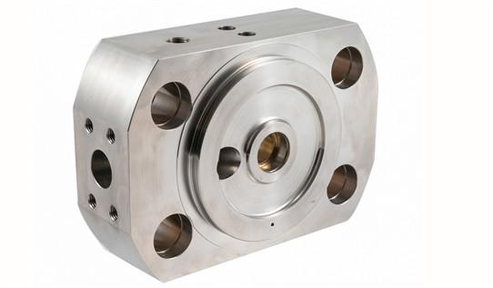 WT 019683-1 Intensifier End Bell Assembly Right Hand (Short block)