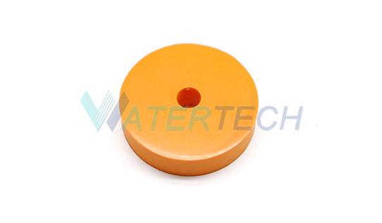 WT711933-1WaterJet Cutting Head Parts  Blast Disk 38.75 MM OD