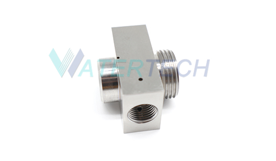 WT014554-1 On off valve body for 87k waterjet cutting head