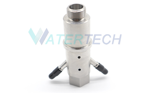 WT017364-1 Waterjet mixing chamber assembly