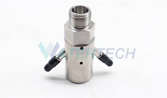 WT014197-1 WaterJet Cutting Head Mixing Chamber