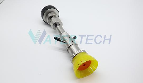 WT040786-1 WaterJet Abrasive Cutting Head