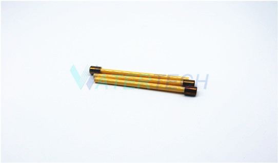 Direct drive ceramic plunger assy