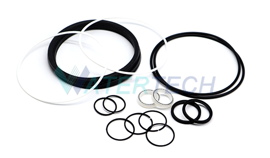 WT 013157-1 Waterjet spare parts low pressure seal kit for waterjet booster