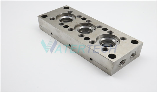 Direct Drive Pump Subplate HP Assembly
