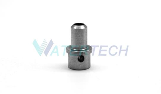 WT 011309-1 Waterjet cutter 87K Intensifier Parts Check Valve Outlet Poppet