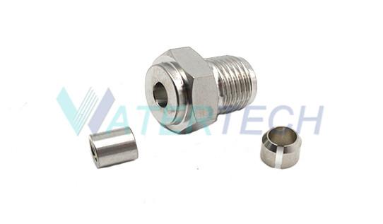 WT A-0689-1 GLAND/COLLAR;ANTI-VIB;60 KSI;1/4 IN