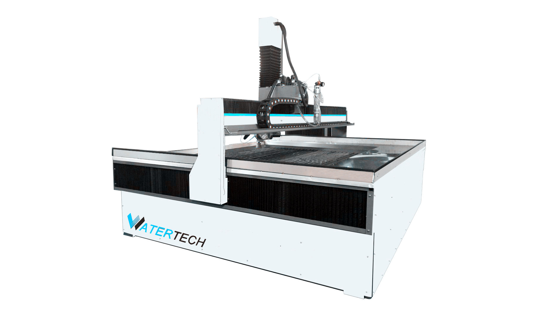 WT Gantry Waterjet Cutter for Glass and Stone Cutting