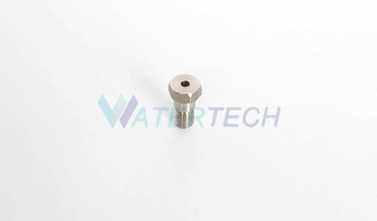WT004380-1 60K Water Jet Intensifier Check Valve Retaining Screw