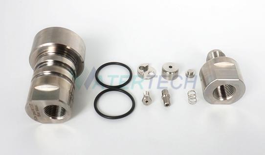 WT010559-3 60K Water Jet Intensifier Parts Check Valve Body Assy