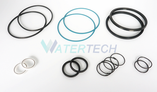 WT010641-1 60K Water Jet Intensifier Parts low Pressure Seal Kit