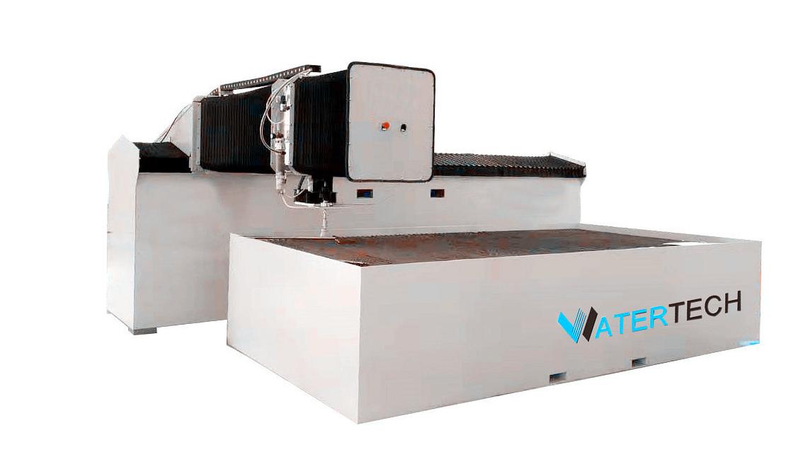 3 Axis Water Jet Cutting Machine
