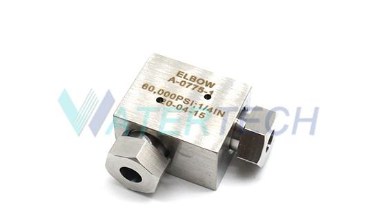 WT A-0775-1 ELBOW;60 KSI;1/4 IN