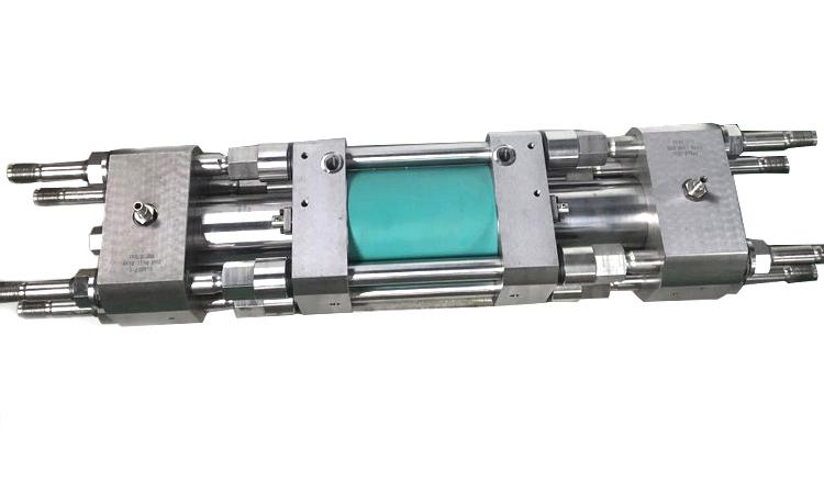 600Mpa Waterjet Intensifier