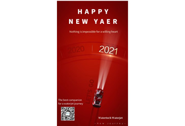 Watertech Wishes Everyone a Happy New Year!